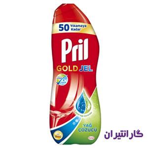 ژل ماشین ظرفشویی پریل pril