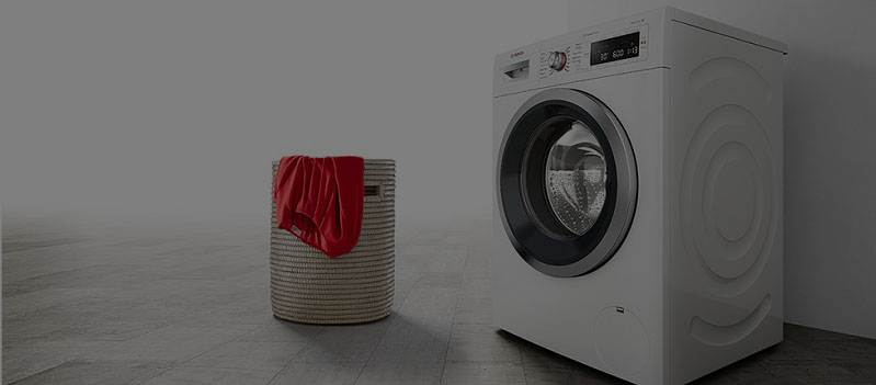 ارور f18 در لباسشویی بوش