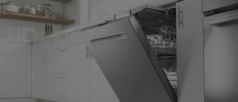 علت گرم نشدن آب ماشین ظرفشویی بوش BOSCH