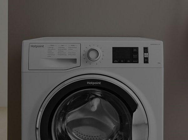 عدم تخلیه آب در لباسشویی آاگ