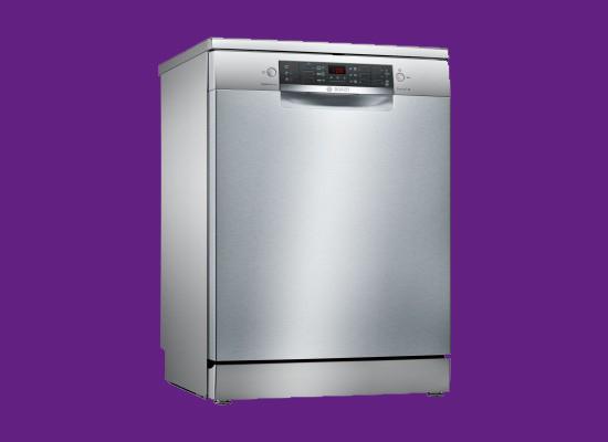 ارور E09 ماشین ظرفشویی بوش