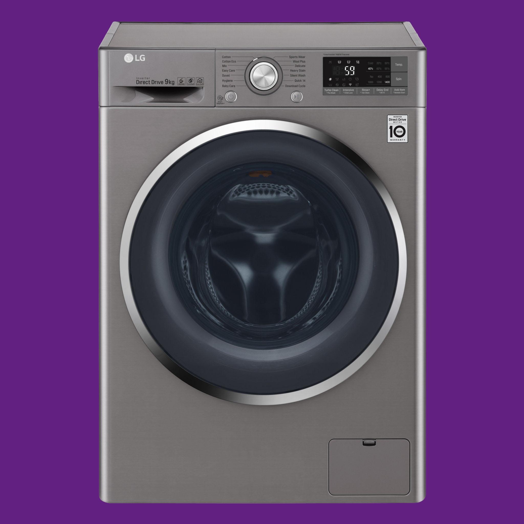 تعمیر ماشین لباسشویی الجی