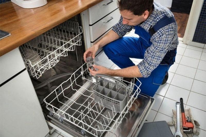 تعمیرات تخصصی ماشین ظرفشویی