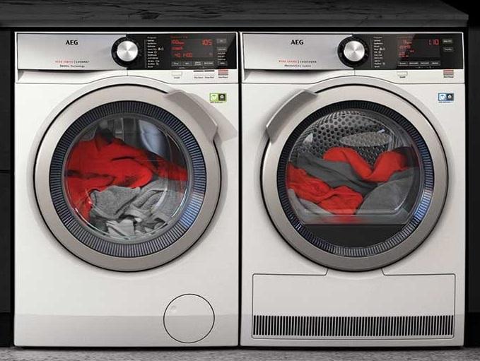 تعمیر ماشین لباسشویی آاگ aeg