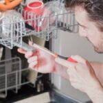 خاموش شدن ناگهانی ماشین ظرفشویی