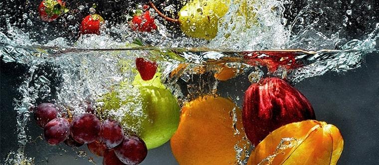 شستن میوه در ماشین ظرفشویی