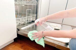 نحوه مراقبت از ماشین ظرفشویی