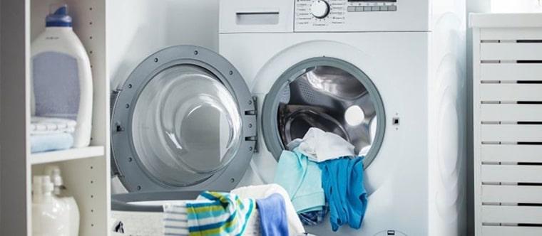 برنامه شستشوی لباسشویی اسنوا
