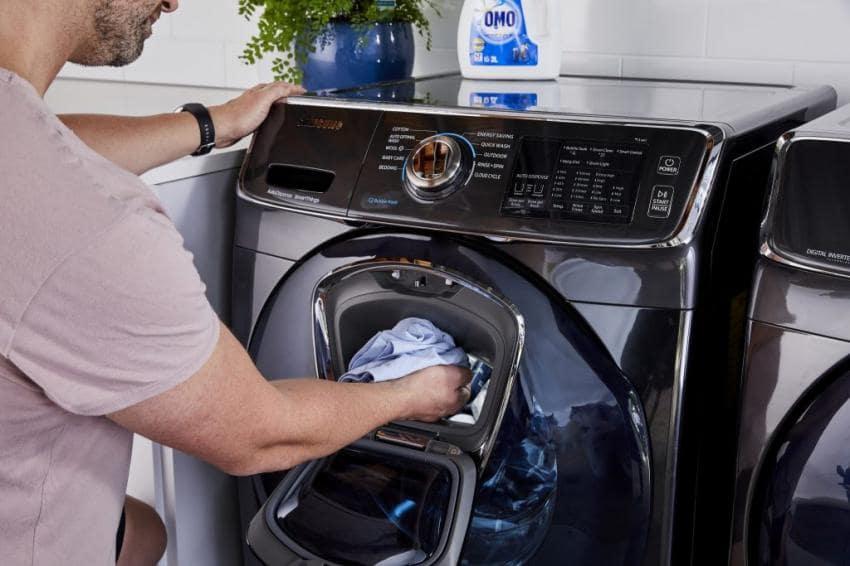 برنامه شستشوی لباسشویی سامسونگ