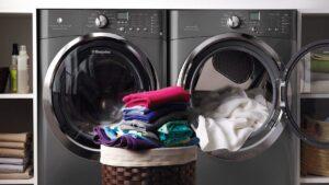 خشک کن لباسشویی