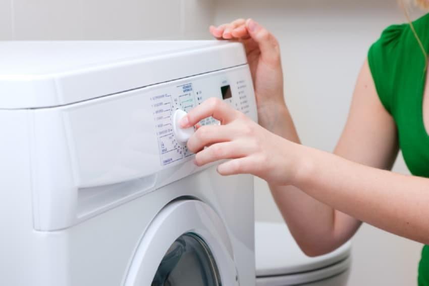 ریست کردن لباسشویی