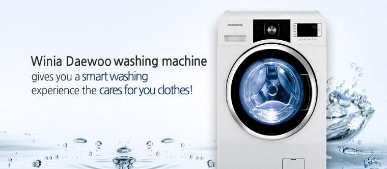 کیفیت لباسشویی دوو