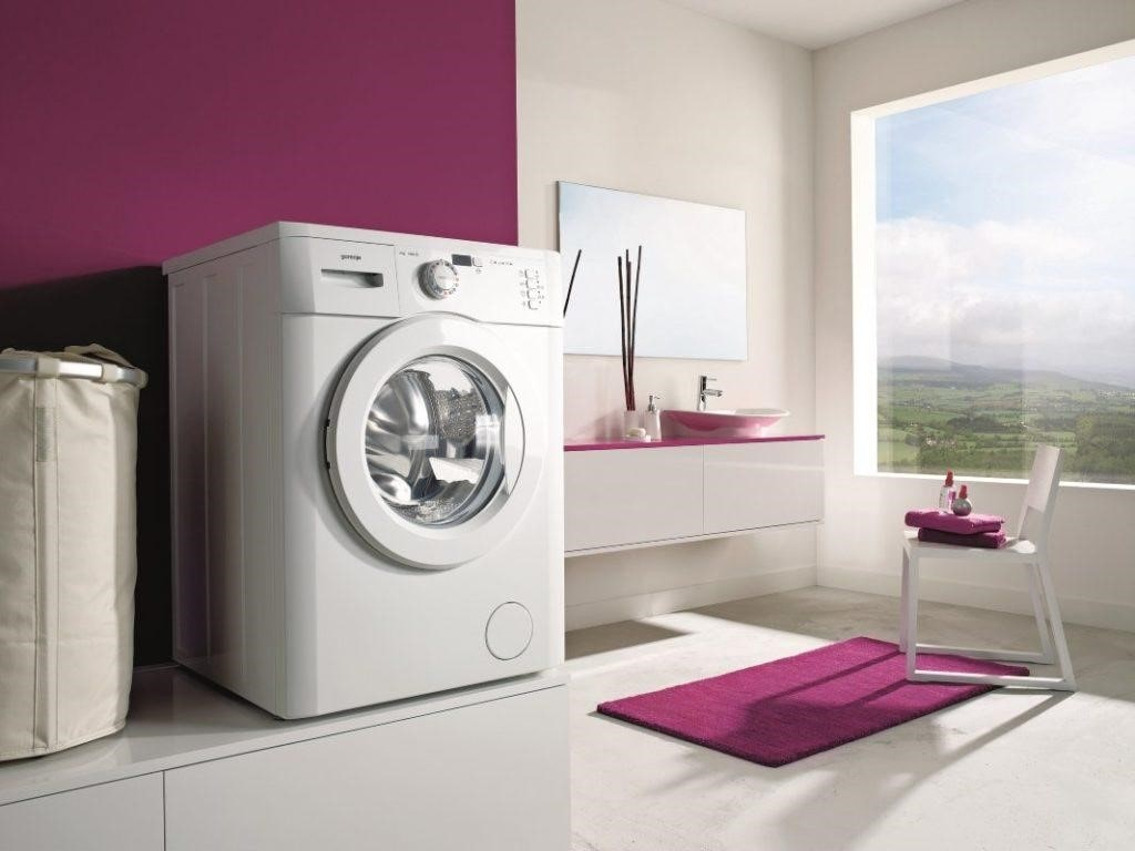 برنامه شستشوی لباسشویی دوو