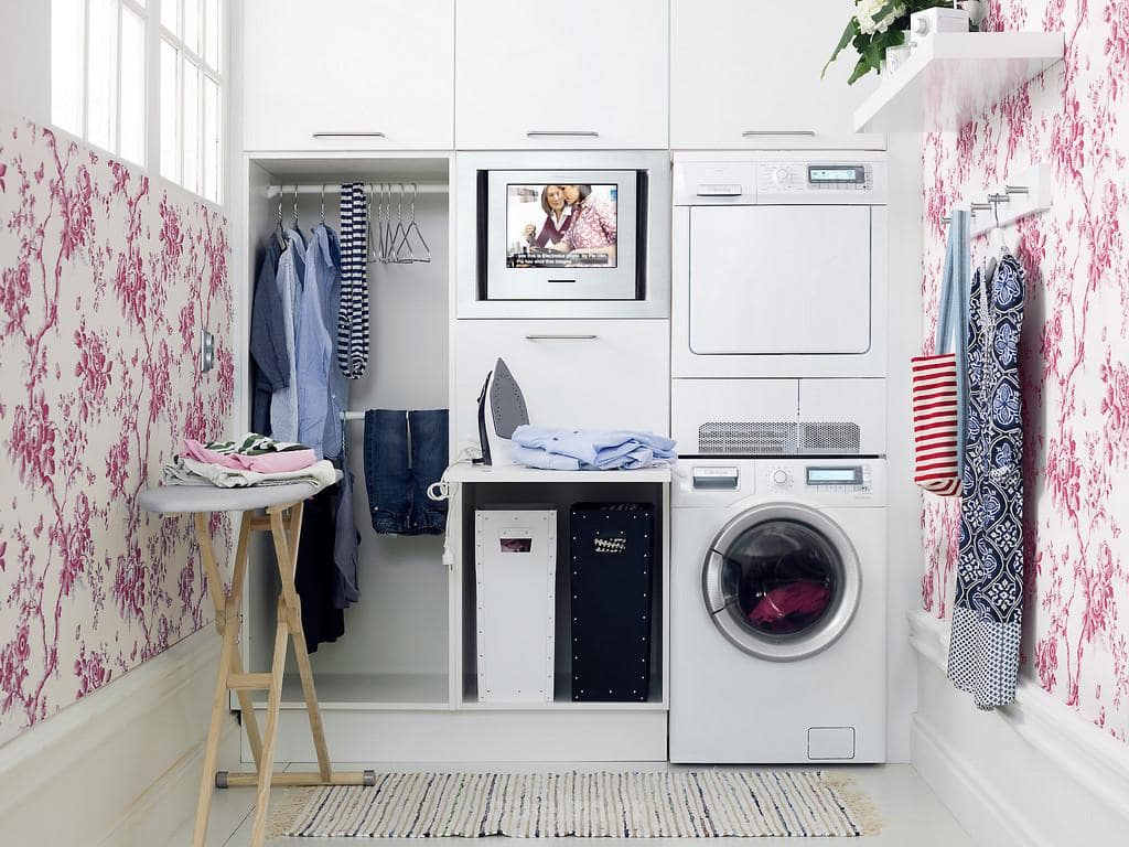 برنامه شست و شوی ماشین لباسشویی دوو
