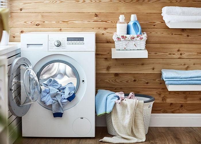 علت کار نکردن دور تند ماشین لباسشویی