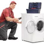 علت سوختن برد ماشین لباسشویی