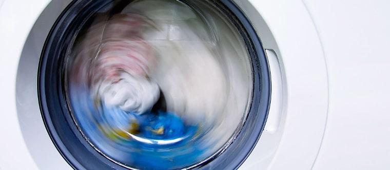 کار نکردن دور تند ماشین لباسشویی