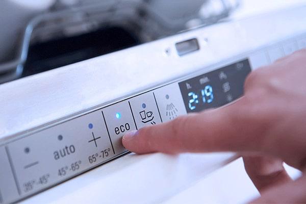 برنامه شستشوی ماشین ظرفشویی بوش