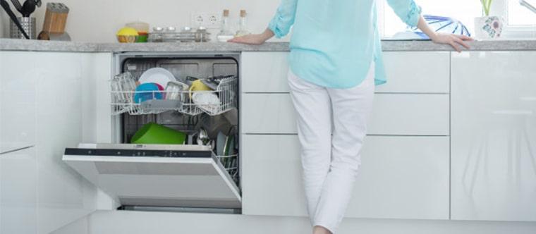 علت کار نکردن ماشین ظرفشویی سامسونگ