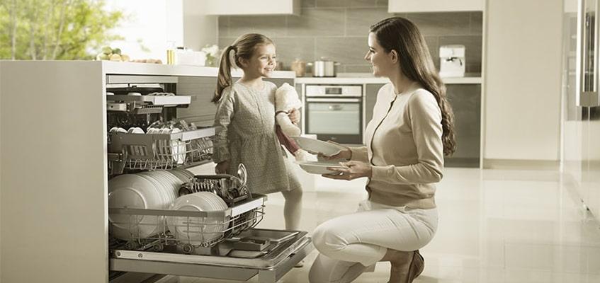 معایب استفاده نکردن طولانی از ماشین ظرفشویی