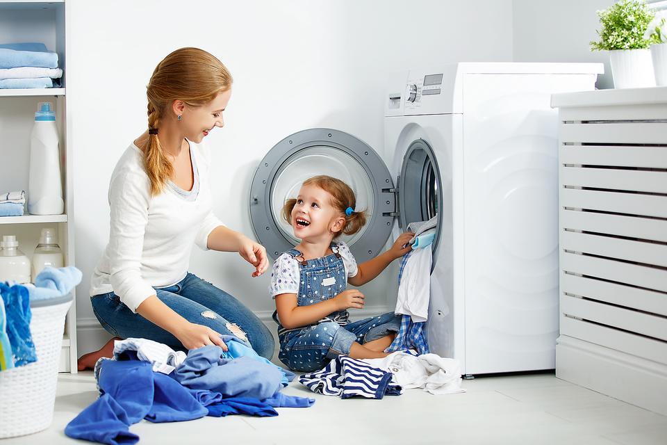 دلیل آبگیری مداوم ماشین لباسشویی