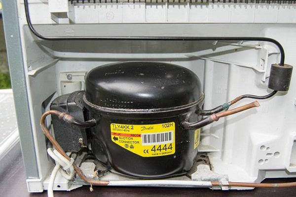 موتور یخچال به ۲ نوع اینورتر و